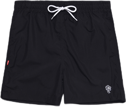 Palm Swim Shorts Black