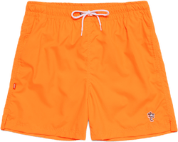 Palm Swim Shorts Orange