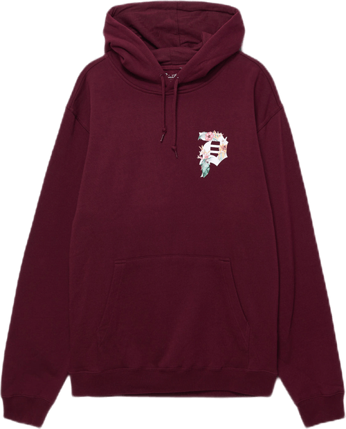 Dirty P Tropics Hood Red