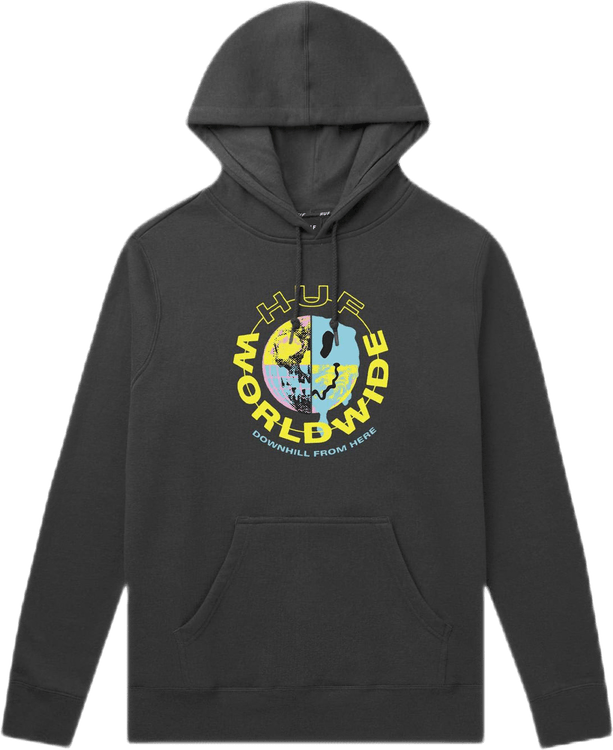 Oxy Pullover Hoodie Black