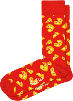 Pizza Sock Multi