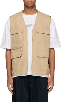 Supply Vest Khaki
