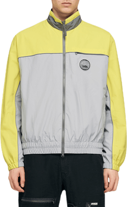 Nylon Wind Jacket Multi