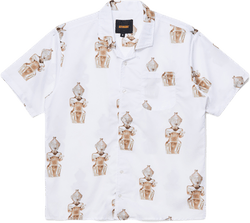 Sculpture Shirt White