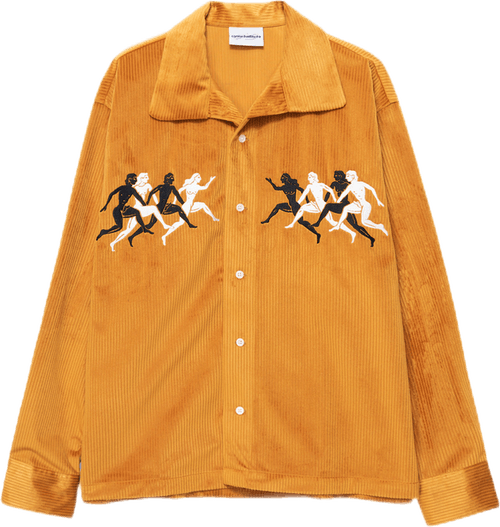 Double Penelope Shirt Yellow