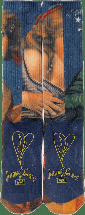 Twilight Socks Blue