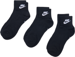 Everyday Essential Socks Black