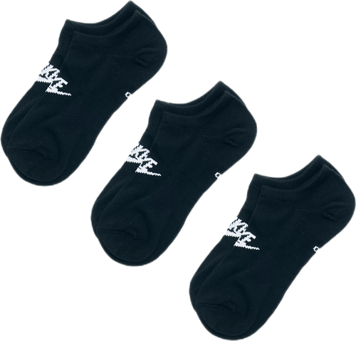 Everyday Essential Ns Socks Black