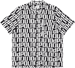 Square Logo Shirt Multi