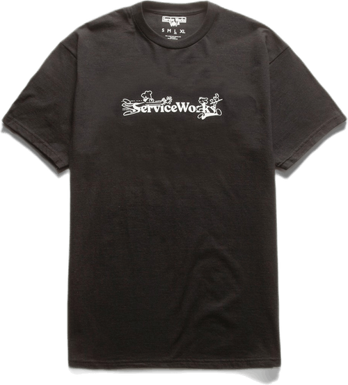 Chase Tee Black