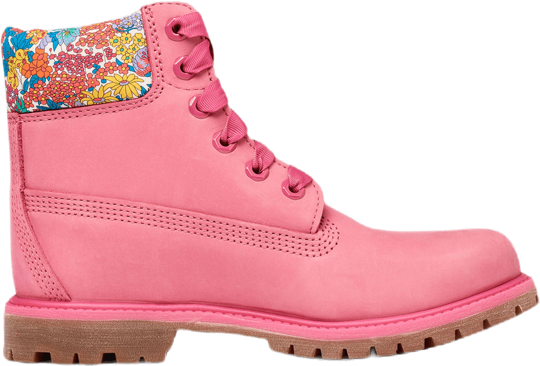 Womens 6 Inch Premium Md Pink Pink