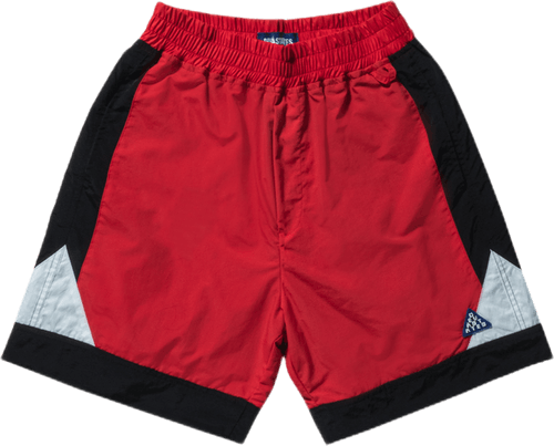 Team Shorts Red