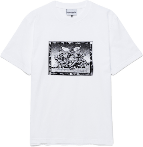 Dickway To Heaven Tee White