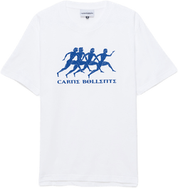 Jeux Olympipes Tee White