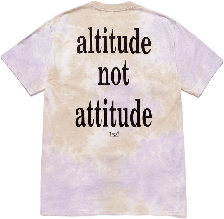 Altitude Tee Purple
