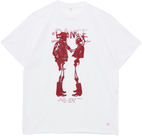 Dead Cowboys T-shirt White