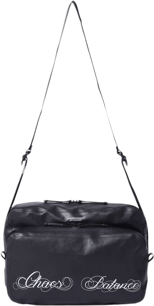 X Ramidus Shoulder Bag Black