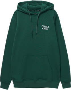Full Patched Hoodie Green