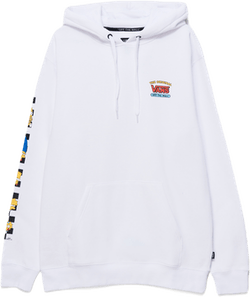 Family Pullover Hoodie Multi