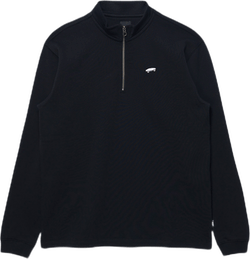 Pro Skate Quarter Zip Sweater Black
