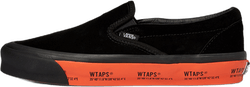 X Wtaps Og Classic Slip-on Lx Black