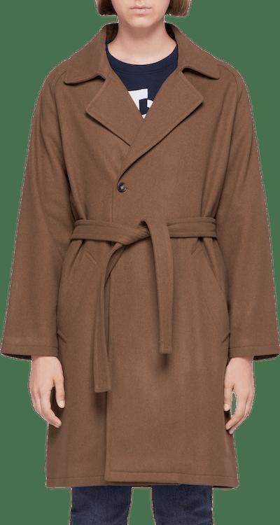 Bakerstreet Coat Brown