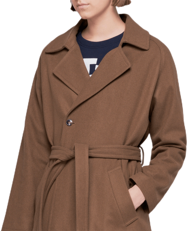 Bakerstreet Coat Brown