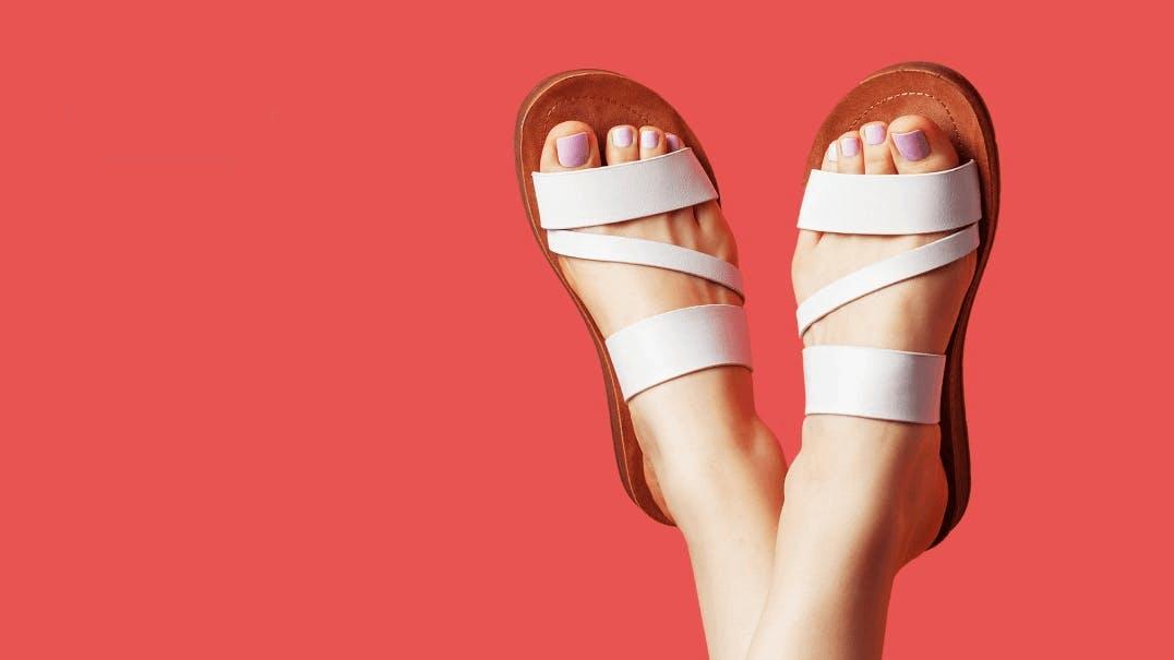Sandaler och Tofflor