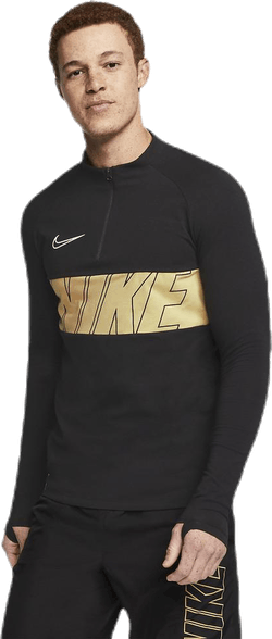 Dry Academy Drill Top Black/Gold