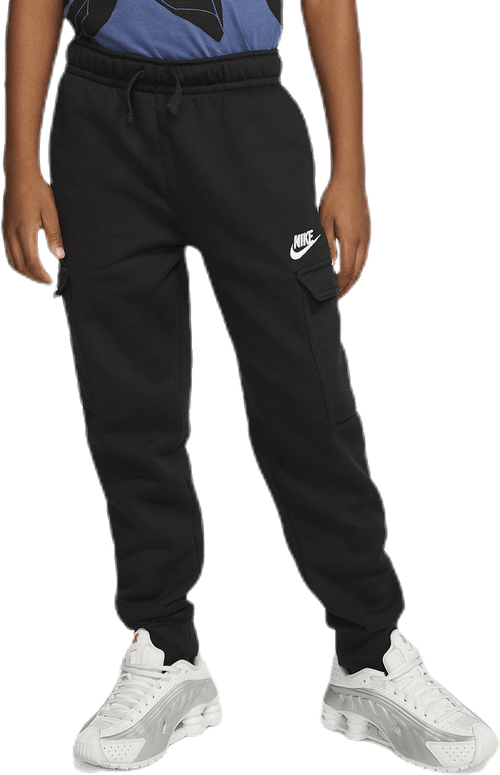 Club Cargo Pant Jr Black