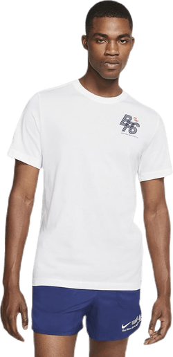 Dry BRS Dfct Tee White