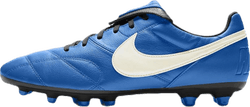 The Nike Premier II FG Blue/Black