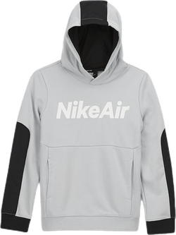 Nike Air PO Hoodie Jr Black/Grey