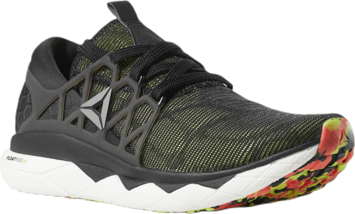 Floatride Run Flexweave Green/Black/Grey