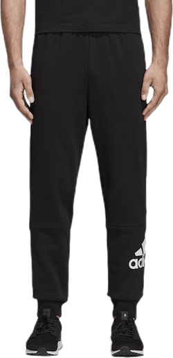 Must Haves French Terry Badge of Sport Pants Black