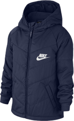 Jr NSW Stadium Jacket Blue