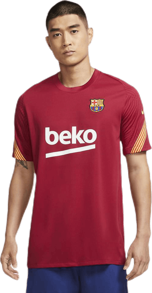 FC Barcelona Strike Top Patterned