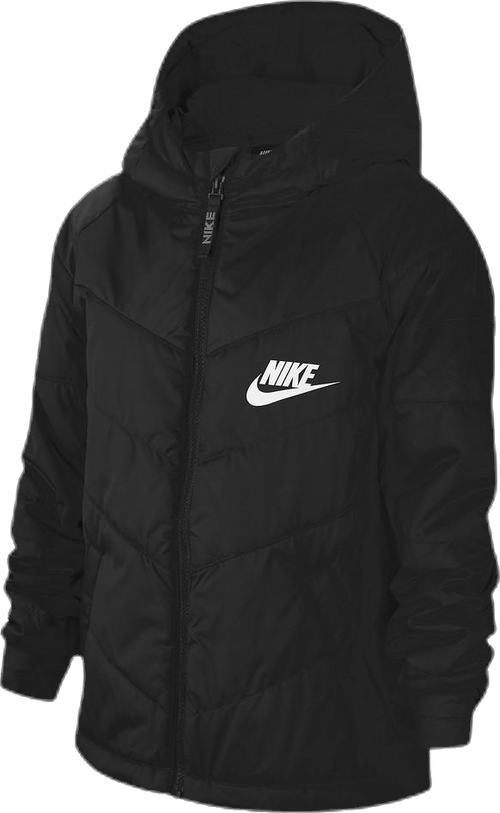 Jr NSW Stadium Jacket Black