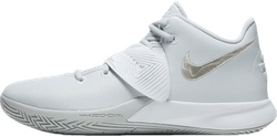 Kyrie Flytrap 3 Pure Platinum/Metallic Silver-White