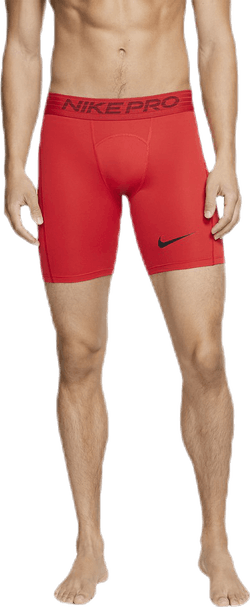 Pro Shorts Black/Red