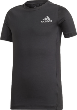 Alphaskin SPR Tee Jr Black