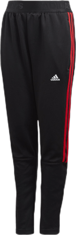 Tiro Pants 3 Stripe Youth Black