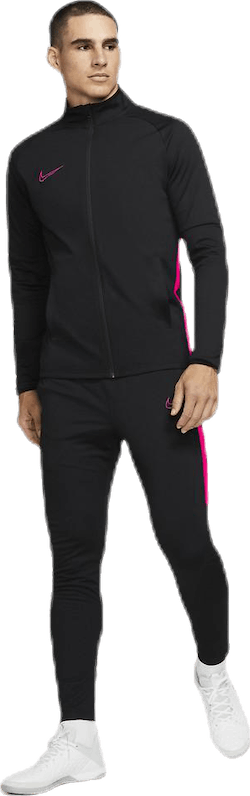 Academy Track Suit Pink/Black