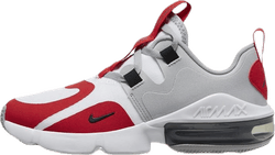 Air Max Infinity GS Grey/Red