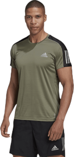 Own The Run Tee Green