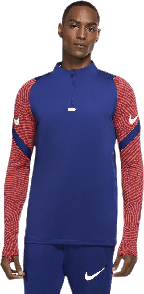 Nike Dri-FIT Strike Soccer Dr Blue/White