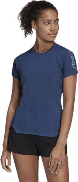 Agravic All Tee Blue
