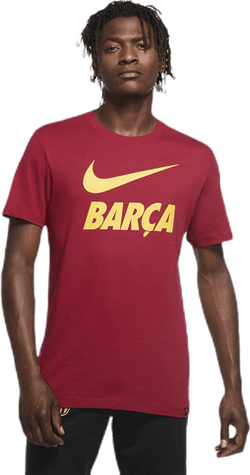 FCB Tee Ground Red