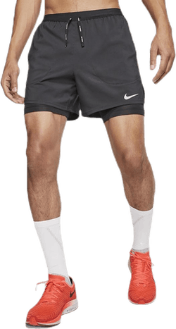 Flex Stride 2in1 Short 5in Black