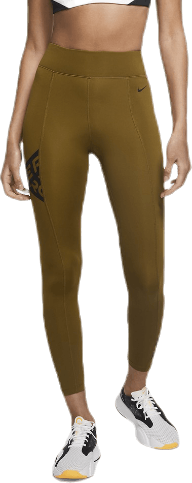 Pro Tight 7/8 Trompe L Black/Green